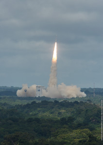 Vega's mission with IXV marked the lightweight vehicle's fourth launch, and was designated Flight VV04.