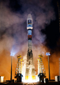 Flight VS11 was the 11th Soyuz liftoff performed from French Guiana since this vehicle's 2011 introduction at the Spaceport.