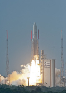 Arianespace's April 26 success with Ariane 5 marked the heavy-lift launcher's 78th flight from French Guiana.