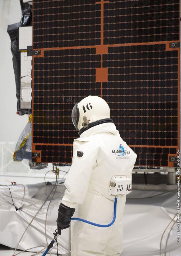 Ariane 5ECA VA228 (Intelsat 29e) - CSG - 27.01.2016 1-15-2016-va228-1