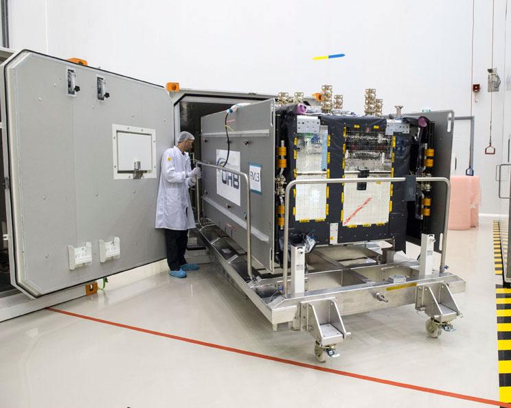 Lancement Ariane 5 ES VA233 / GALILEO (x4) - 17 novembre 2016 9-8-2016-va233-lg1