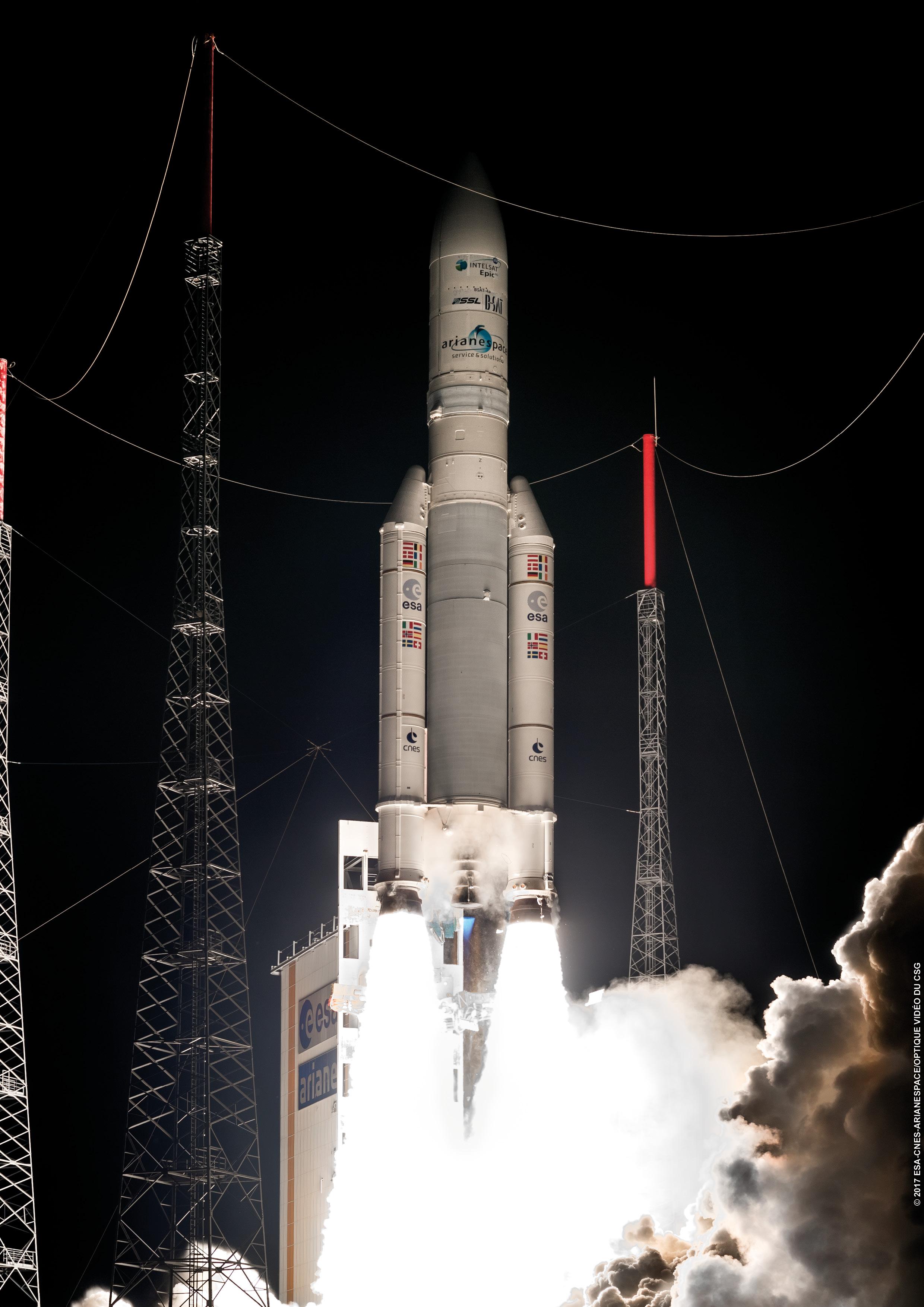 Ariane Flight VA239 – Arianespace