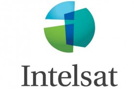 Logo of communications satellite services provider Intelsat