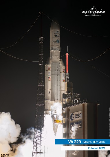 VA229-poster-Arianespace