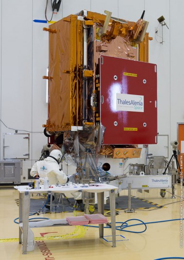 Soyouz ST-A VS14 (Sentinel-1B + Microscope) - 25.4.2016 3954121045