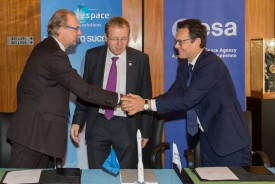 ADM SIGNATURE VEGA - ESA ARIANESPACE 07 SEPTEMBER 2016