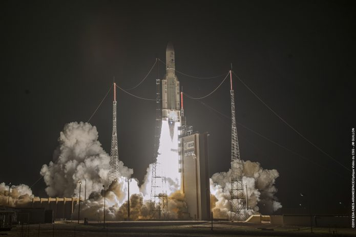 Next stop…Mercury: Arianespace launches the BepiColombo