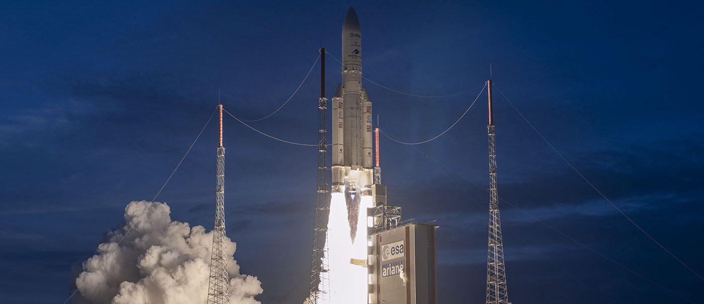 Ariane Flight VA248 – Arianespace