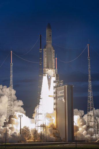 Launch log – Arianespace