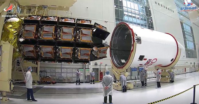 OneWeb's satellites are ready for a milestone launch from Vostochny Cosmodrome